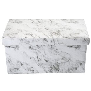 Find the perfect Prudhomme Collapsible Storage Ottoman ByWrought Studio