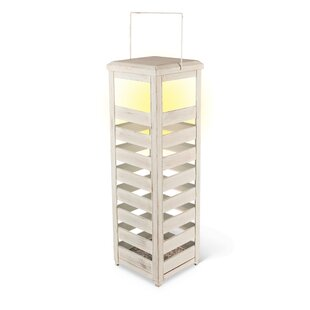 The Gerson Companies LED Metal Lantern