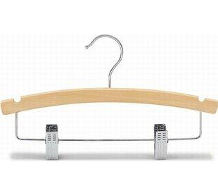 Best Price Children's Wooden Combination Nursery Hanger (Set of 100) ByOnly Hangers Inc.