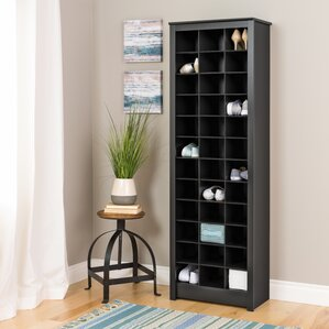 faulkner space saving 36 pair shoe rack