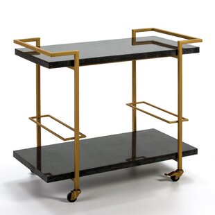 Demi Serving Cart By Canora Grey