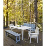 Carolina Preserves Wood Dining Table