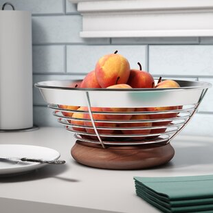 5bb2ed5f35900 Fruit Bowls & Baskets You'll Love | Wayfair
