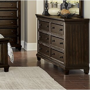Find for Hemel 6 Drawer Double Dresser by Charlton Home