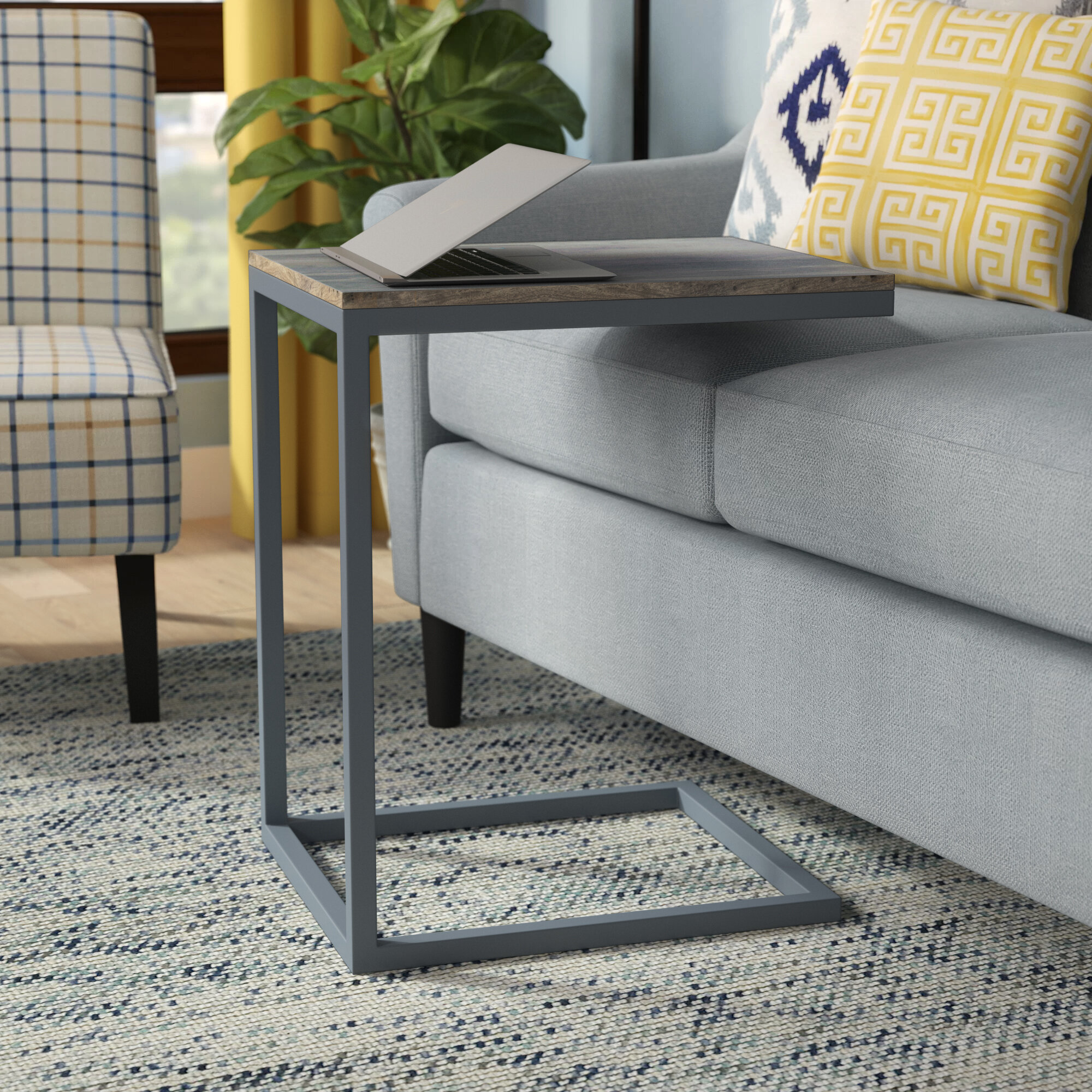 Ivy Bronx Cassidy C End Table Reviews Wayfair