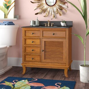 Thompson 34 Single Bathroom Vanity Set by Bay Isle Home