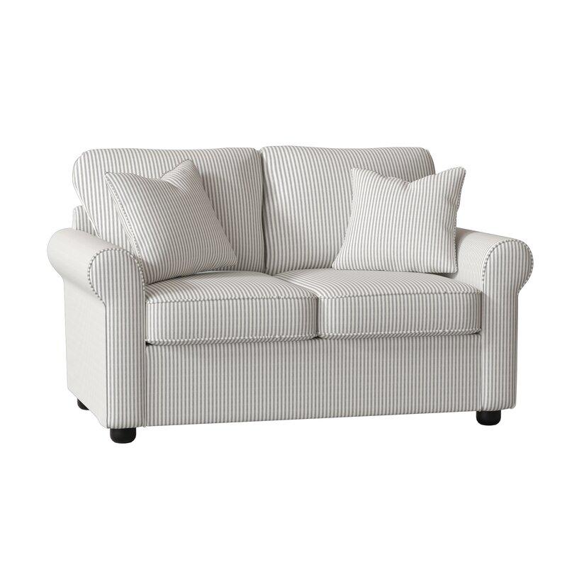 Tremendous Manning Loveseat Inzonedesignstudio Interior Chair Design Inzonedesignstudiocom