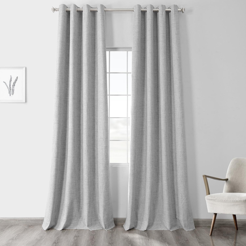 Latitude Run Bodwar Max Solid Blackout Thermal Grommet Single Curtain Panel Reviews Wayfair