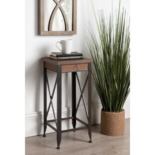 Sacha Side Plant Stand End Table