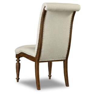 Archivist Upholstered Dining Chair (Set Of 2) by Hooker Furniture Comparison