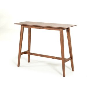 Teressa Rectangular Wooden Pub Table by Corrigan Studio