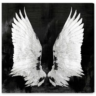 Attractive Modern & Contemporary Angel Wings Wall Art | AllModern RH27