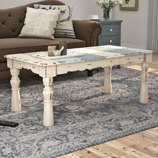 Look for Libourne Coffee Table By Lark Manor