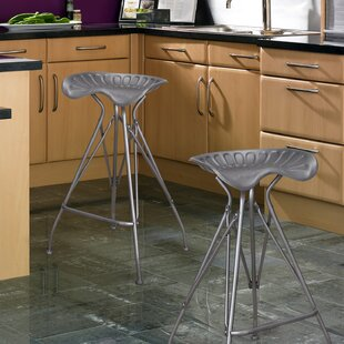 Jodenson 31.5 Bar Stool (Set Of 2) by 17 Stories Modern