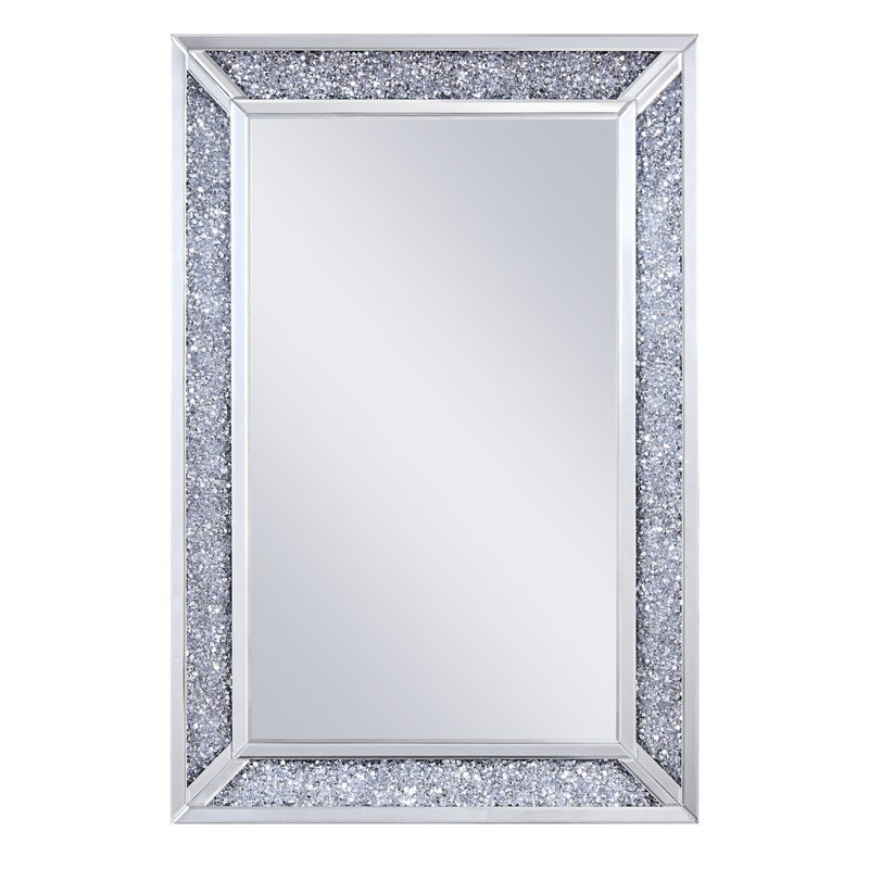 Rosdorf Park Zahara Beveled Wall Mounted Mirror Wayfair