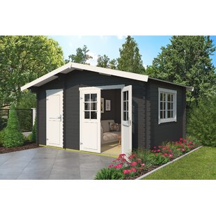 Wilcher 15 X 11 Ft. Tongue & Groove Summer House By Sol 72 Outdoor