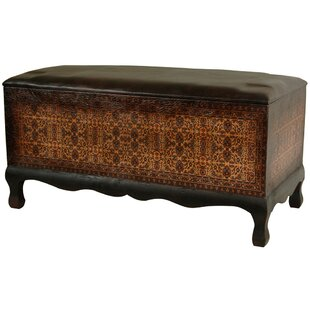 Clair Upholstered Bench by World Menagerie