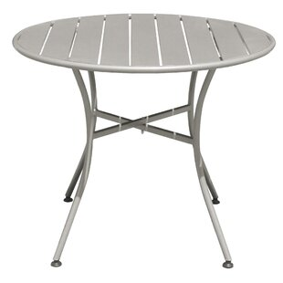 Steel Bistro Table By 17 Stories