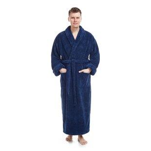 5b7cb8d4fe Mens Hooded Robe
