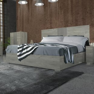 Dorcheer Platform Bed by Orren Ellis Wonderful