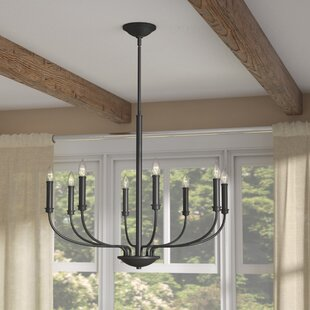 Gracie Oaks Kieu 8-Light Chandelier