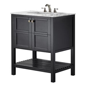 Black Bathroom Vanities Youll Love Wayfair