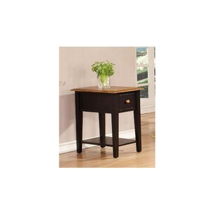 Shopping for Sisler End Table by August Grove