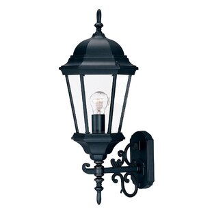 Comparison Bellver Outdoor Sconce By Astoria Grand
