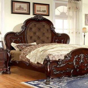 Edmond Transitional Queen Platform Bed