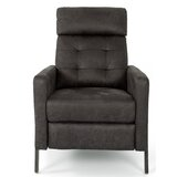 Awe Inspiring Straight Back Recliner Wayfair Caraccident5 Cool Chair Designs And Ideas Caraccident5Info