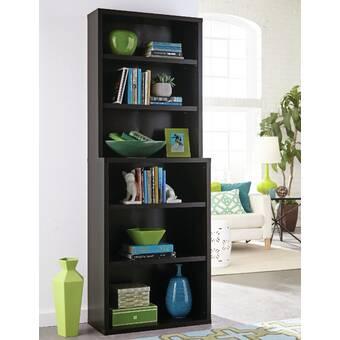 Darby Home Co Emmett Standard Bookcase Reviews Wayfair Ca