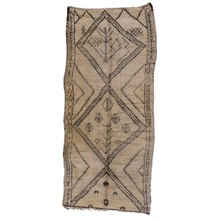 Affordable Price Vintage Beni Ourain Area Rug By Casablanca Market