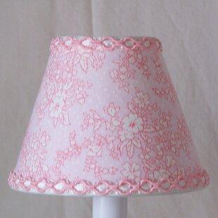 Wild Flowers 11 Fabric Empire Lamp Shade