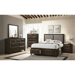 Meryl Platform Configurable Bedroom Set