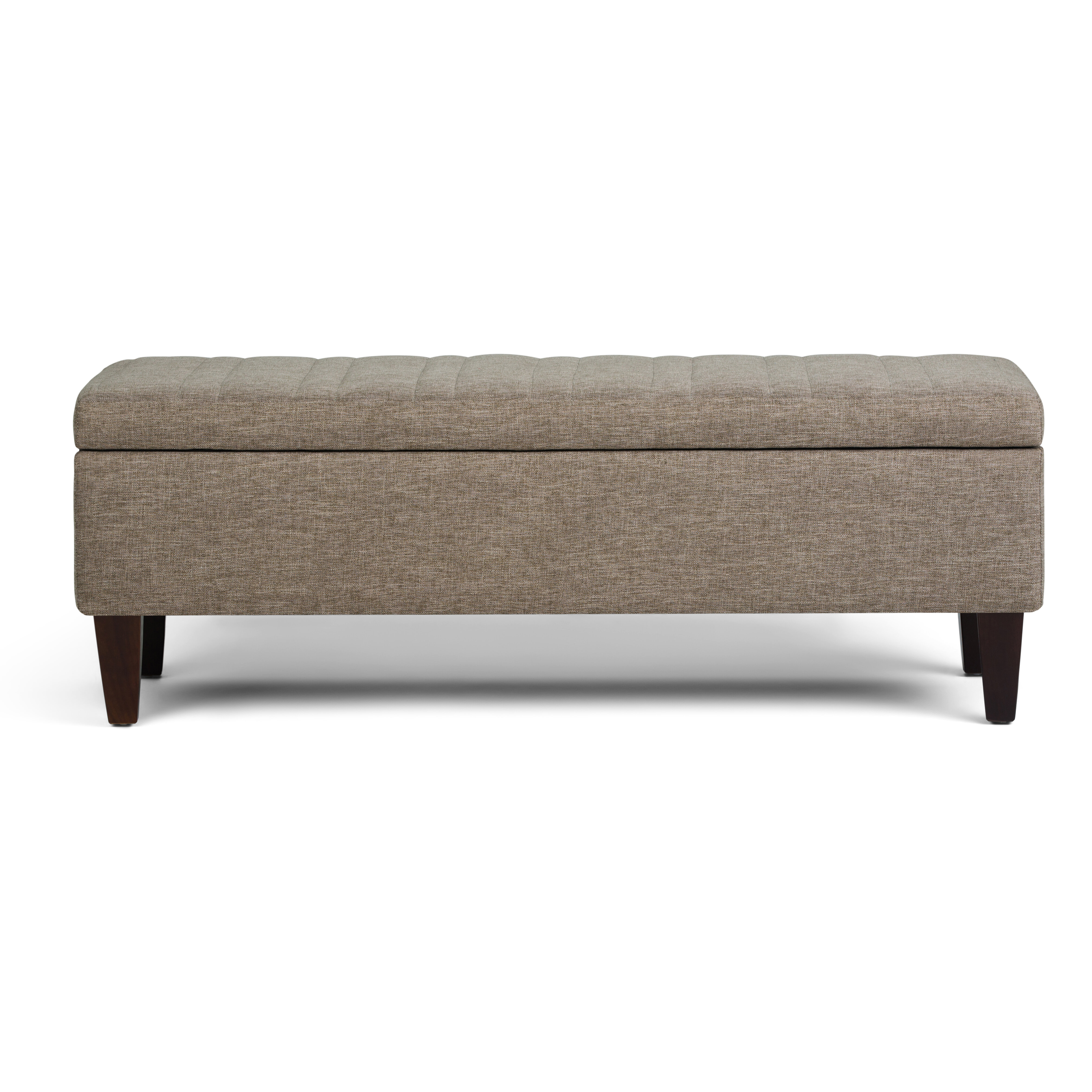 Sensational Laforce Upholstered Storage Bench Caraccident5 Cool Chair Designs And Ideas Caraccident5Info