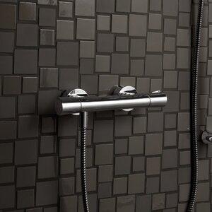 Einhebel-Duscharmatur Aufputz Zenta von Kludi