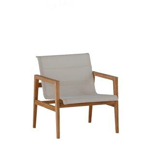 Summer Classics Coast Teak Patio Chair
