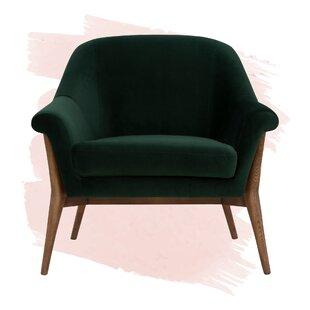Jenkins Armchair by Foundstone