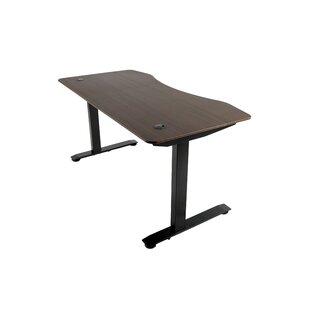 Latitude Run Chwalinski V-Height Adjustable Standing Desk