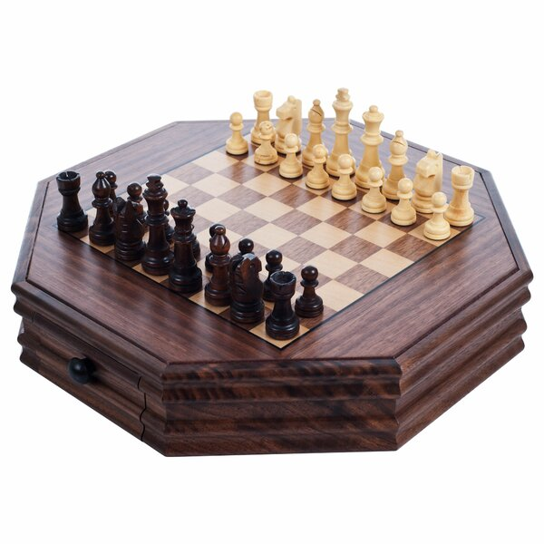 Glass Chess Set Wayfair