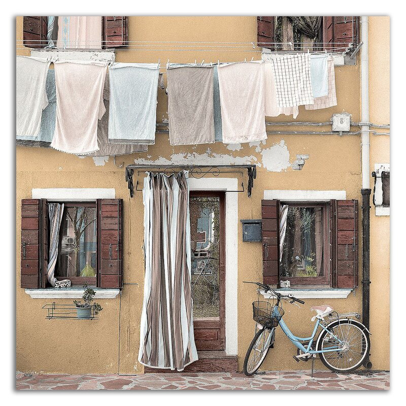 Venetian Bicicletta #1 By Alan Blaustein