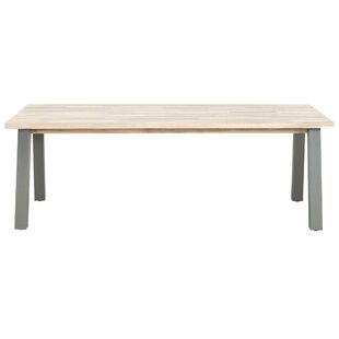 Yogyakarta Solid Wood Dining Table by Bun..