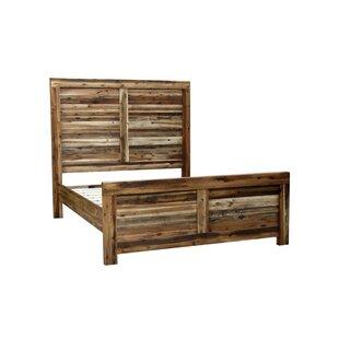 Union Rustic Camilo Panel Bed