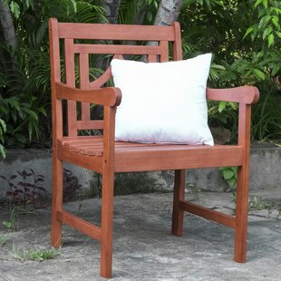 Stephenie Diamond Patio Dining Chair by Longshore Tides Top Reviews