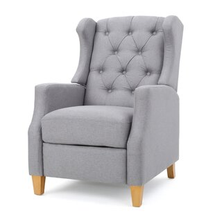 Keister Tufted Manual Recliner