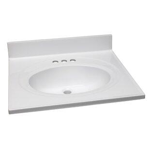 Affordable Price 25 Single Bathroom Vanity Top ByDesign House
