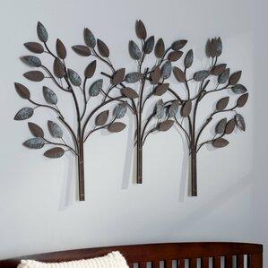 Tree Wall Decor metal wall art - wall décor | wayfair