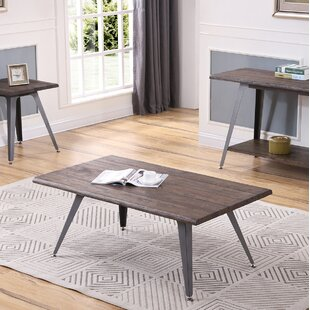 Somonia Coffee Table by 17 Stories