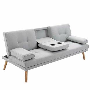 Zenobia 3 Seater Clic Clac Sofa Bed By Mikado Living