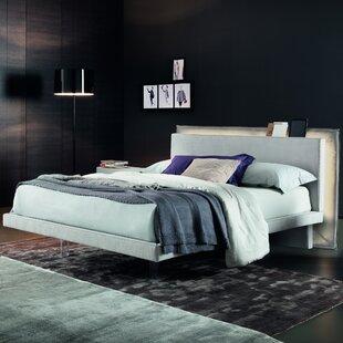 Libriamo Platform Bed by Rossetto USA